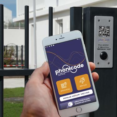 interphone virtuel sur votre téléphone mobile
